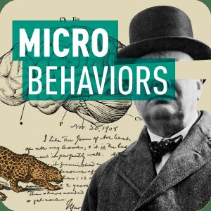 MicroBehaviors - Andrew Webb