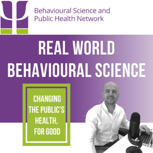Real World Behavioural Science with Stu