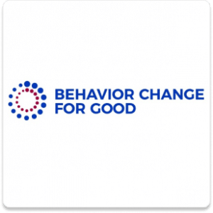 Behavior Change For Good